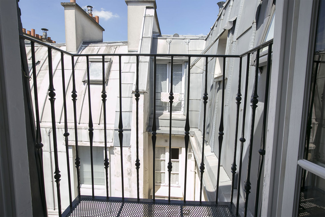 Apartment Paris Rue d'Arcole 14
