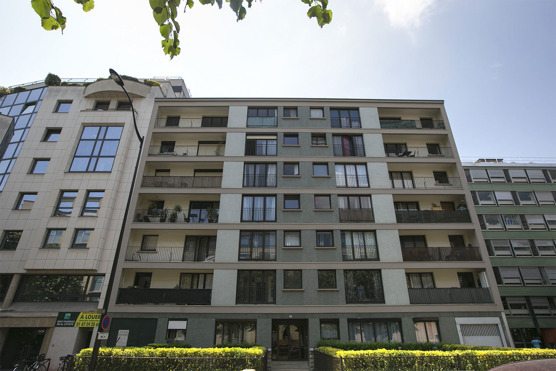 Appartement Levallois Perret Rue Anatole France 15