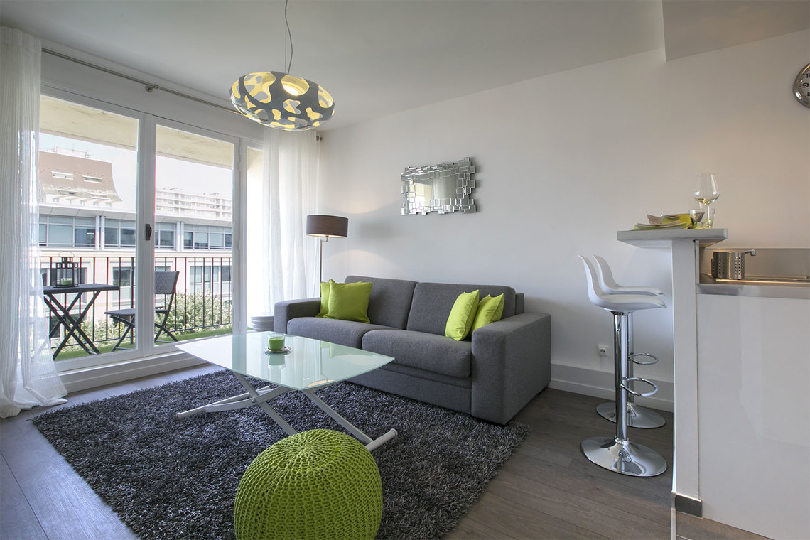 Levallois Perret Rue Anatole France Apartment for rent
