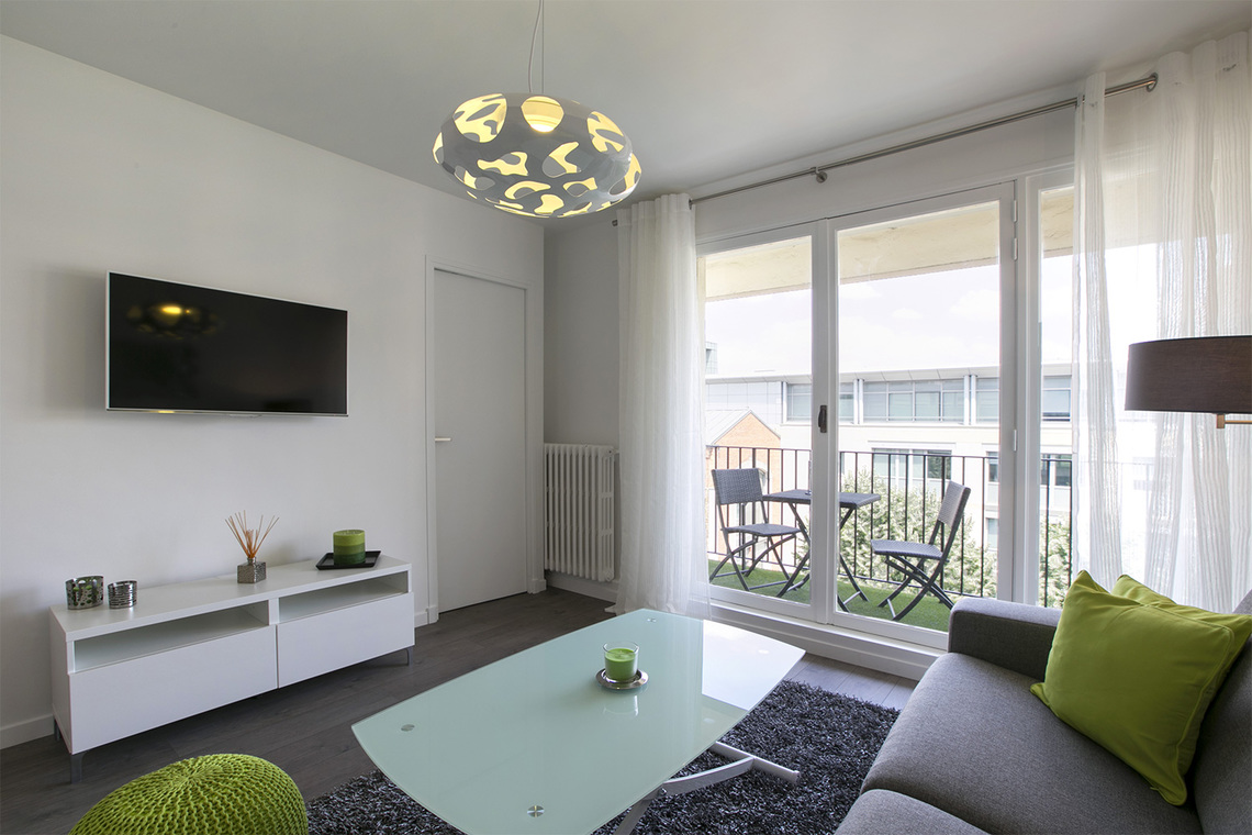 Appartement Levallois Perret Rue Anatole France 2