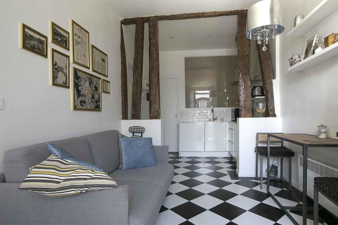 Paris Rue des Petits Champs Apartment for rent