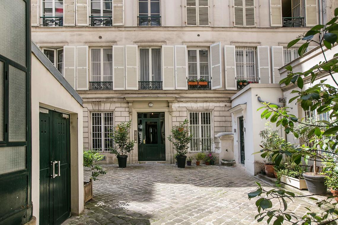 Appartement Paris Rue d'Alger 14