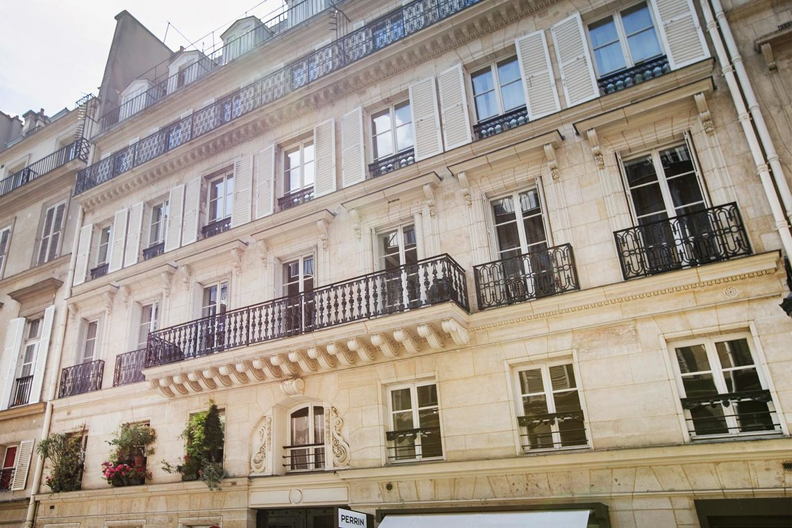 Appartement Paris Rue d'Alger 15