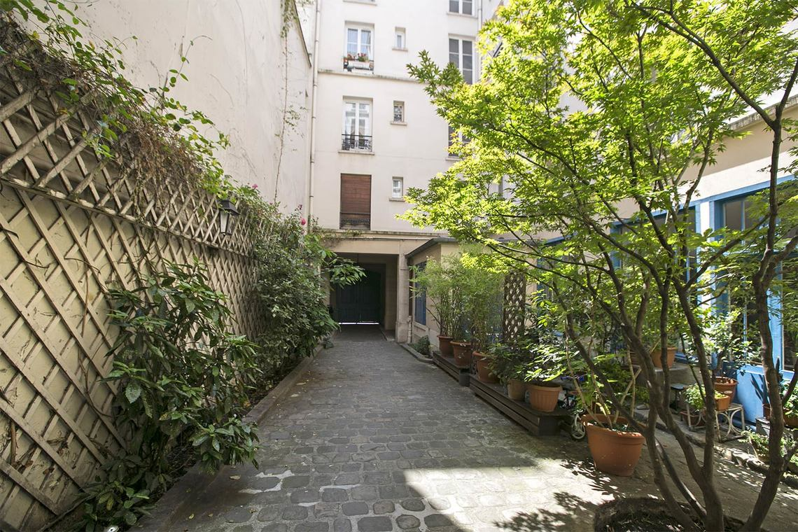 Appartamento Paris Rue de la Folie Méricourt 14