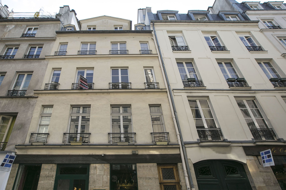 Appartamento Paris Rue de Beaune 13