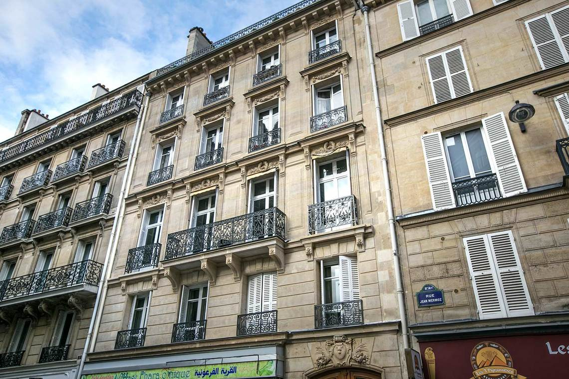 Apartment Paris Rue Jean Mermoz 18