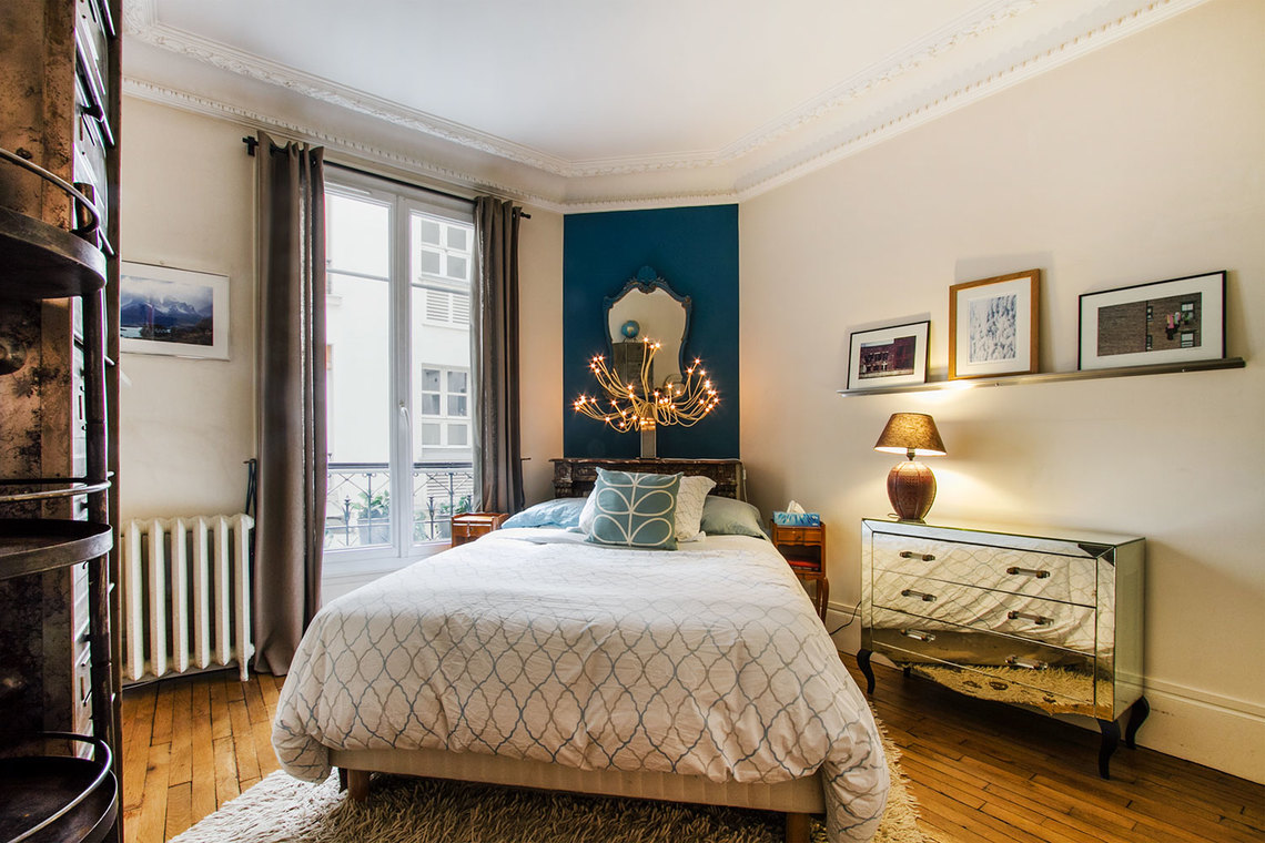 Appartement Paris Rue du Petit Musc 10