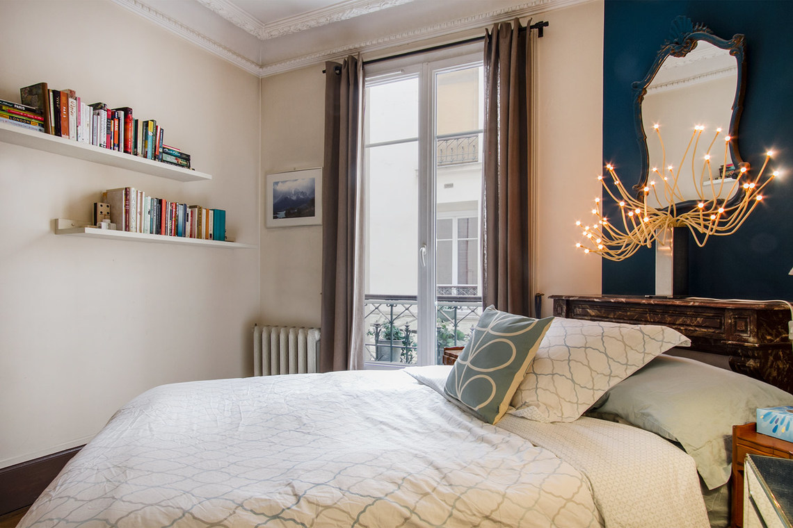 Appartement Paris Rue du Petit Musc 11