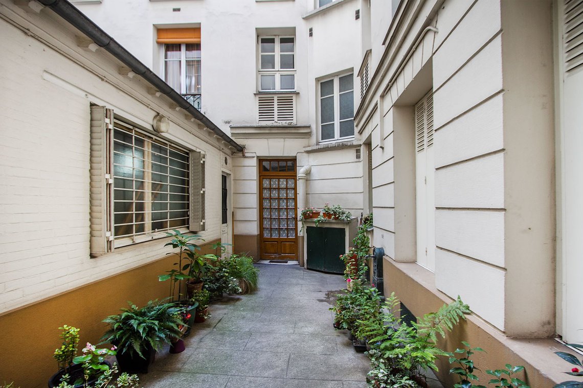 Appartement Paris Rue du Petit Musc 15