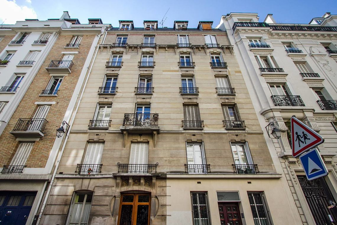 Appartement Paris Rue du Petit Musc 16