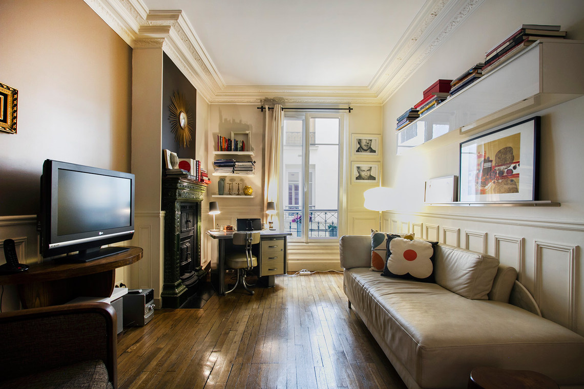 Furnished apartment for rent Paris Rue du Petit Musc