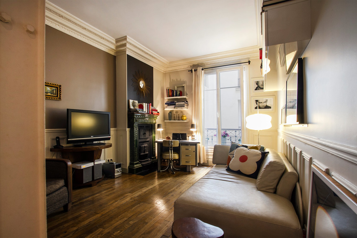 Appartement Paris Rue du Petit Musc 3