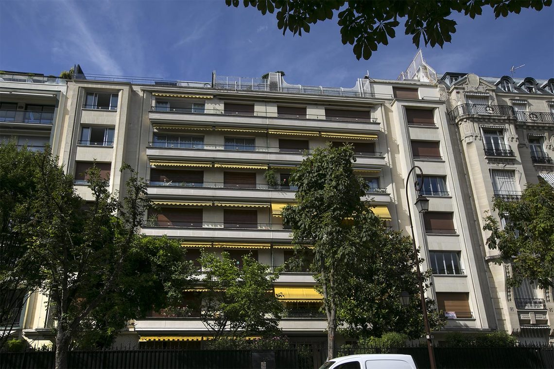 Location appartement meubl boulevard maillot neuilly sur seine ref 12575 - Appartement meuble neuilly sur seine ...