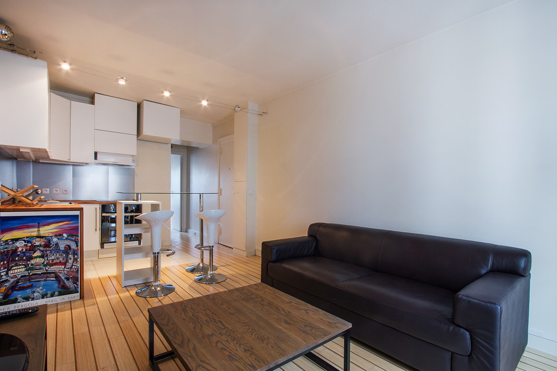 Paris Rue Lauriston Apartment for rent