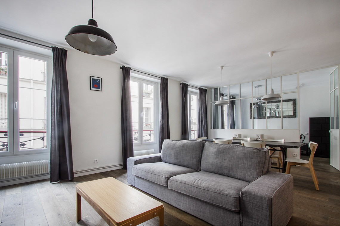 Appartement Paris Rue de Paradis 4