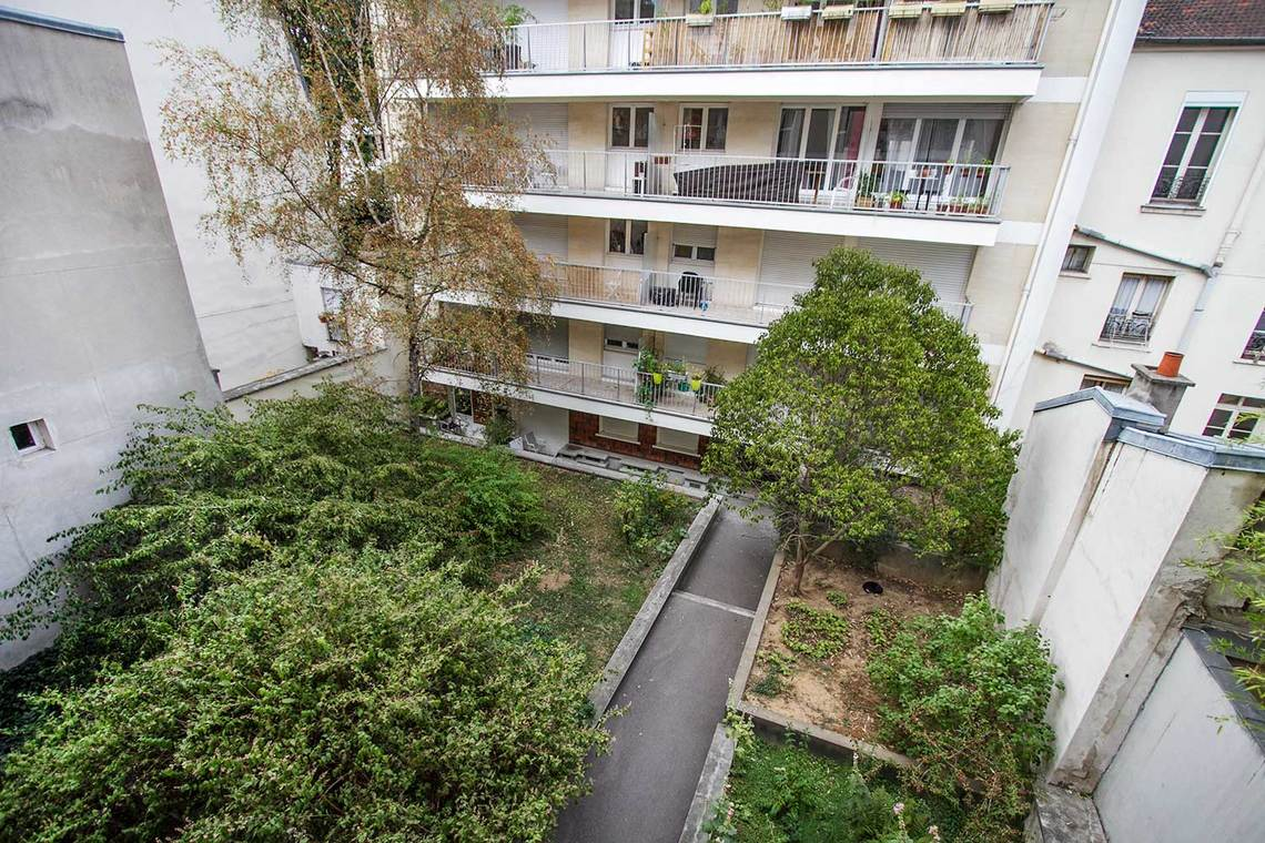 Appartement Paris Rue Rémy Dumoncel 19
