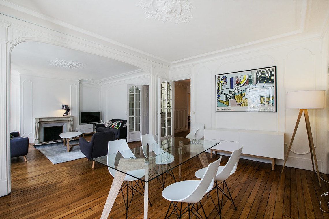 Paris Rue Troyon Apartment for rent