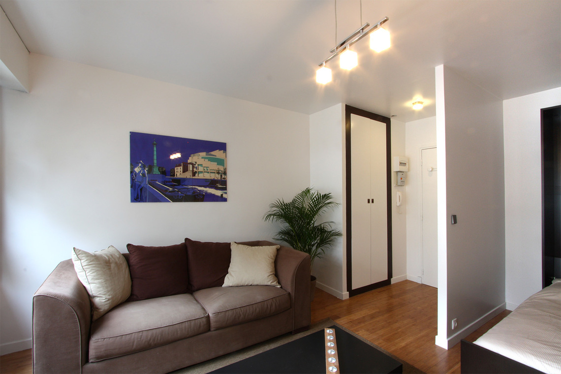 Furnished apartment for rent Paris Rue Jean Macé