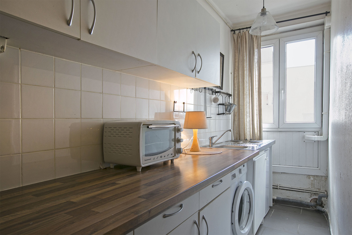 Apartment Paris Rue Saint Maur 5
