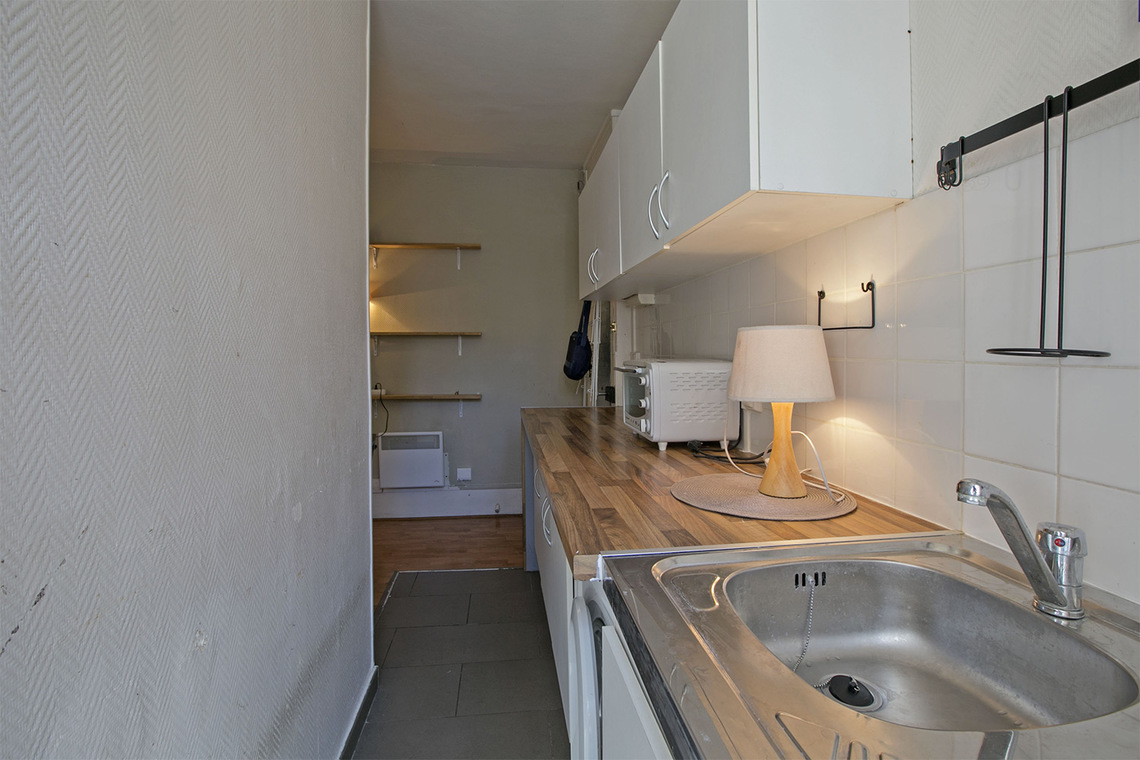 Apartment Paris Rue Saint Maur 6