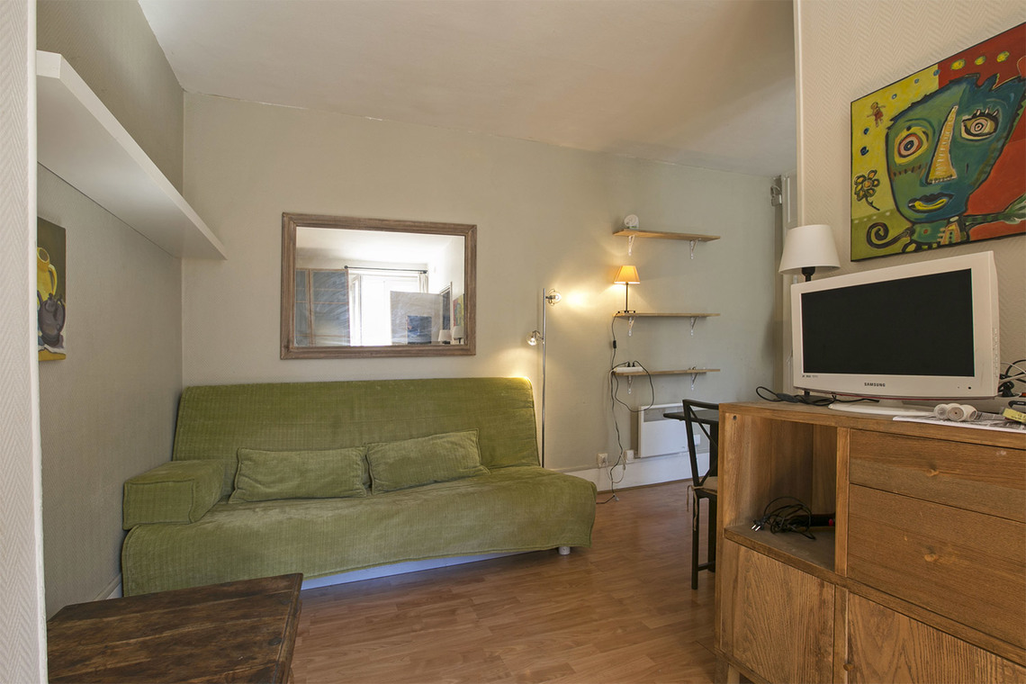Apartment Paris Rue Saint Maur 3
