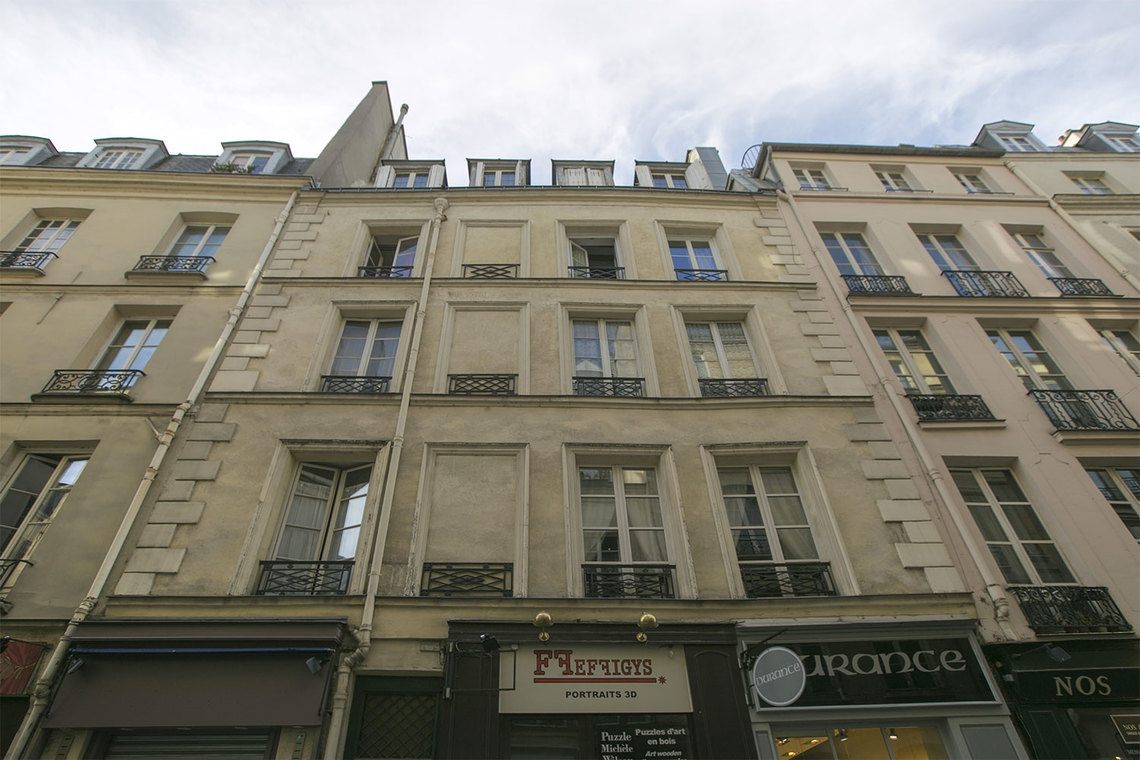 Apartment Paris Rue Saint Louis en l'Ile 13