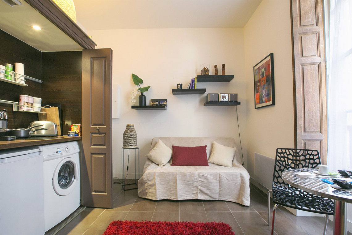 Furnished apartment for rent Paris Rue Saint Louis en l'Ile