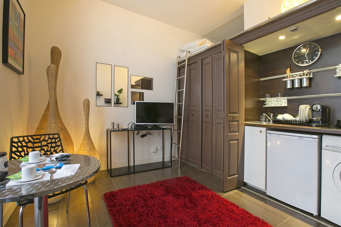 Apartment Paris Rue Saint Louis en l'Ile 8