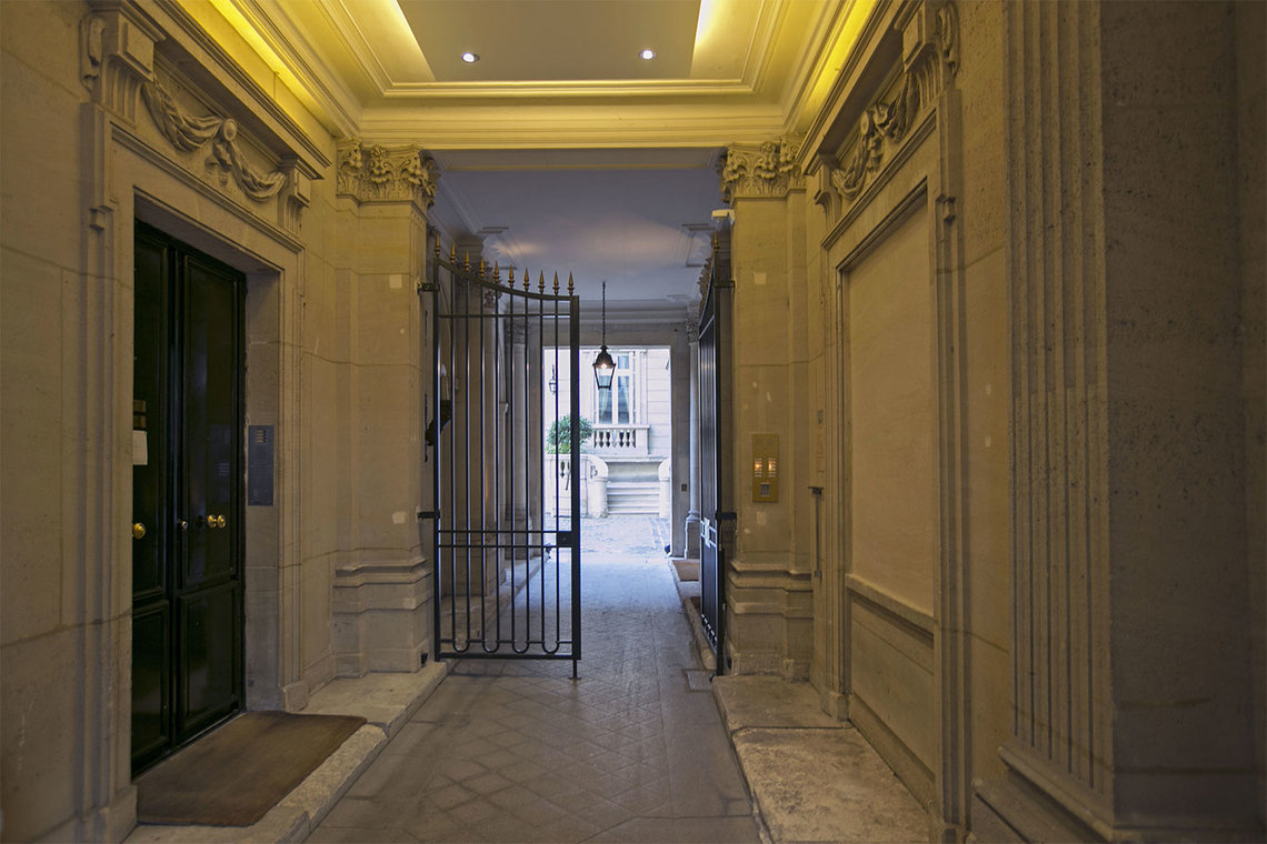 Apartment Paris Boulevard de la Tour Maubourg 17