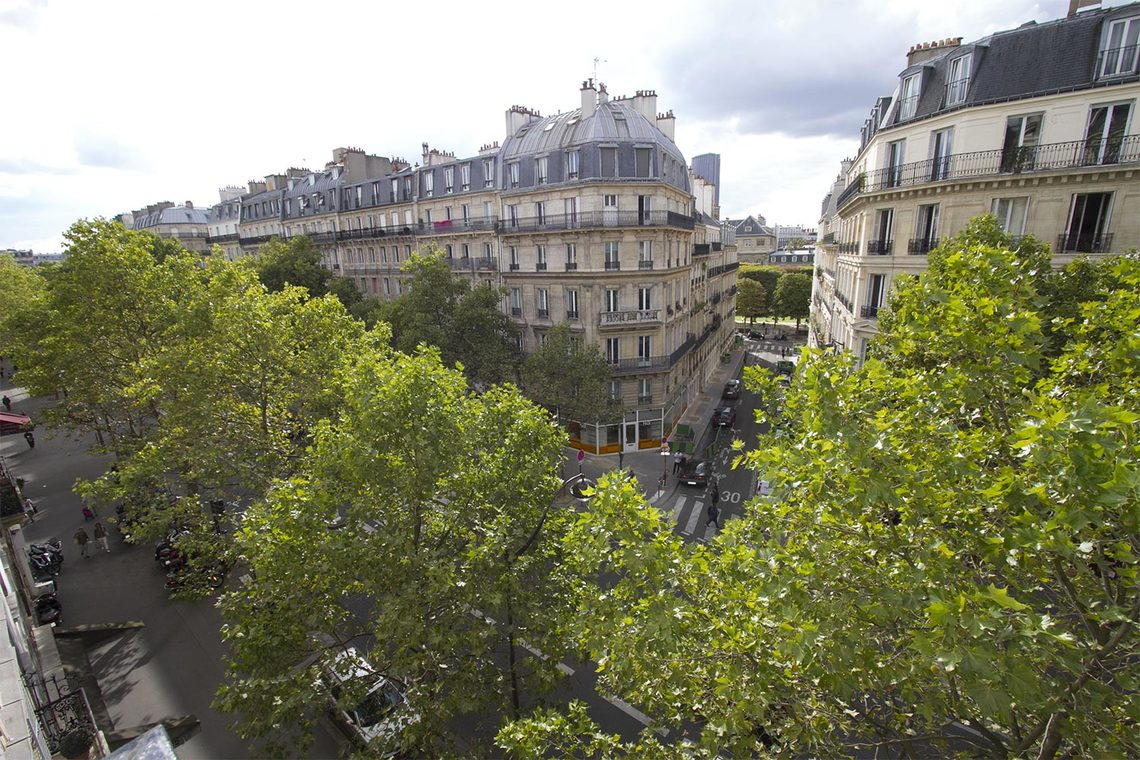 Appartement Paris Boulevard Saint Michel 12