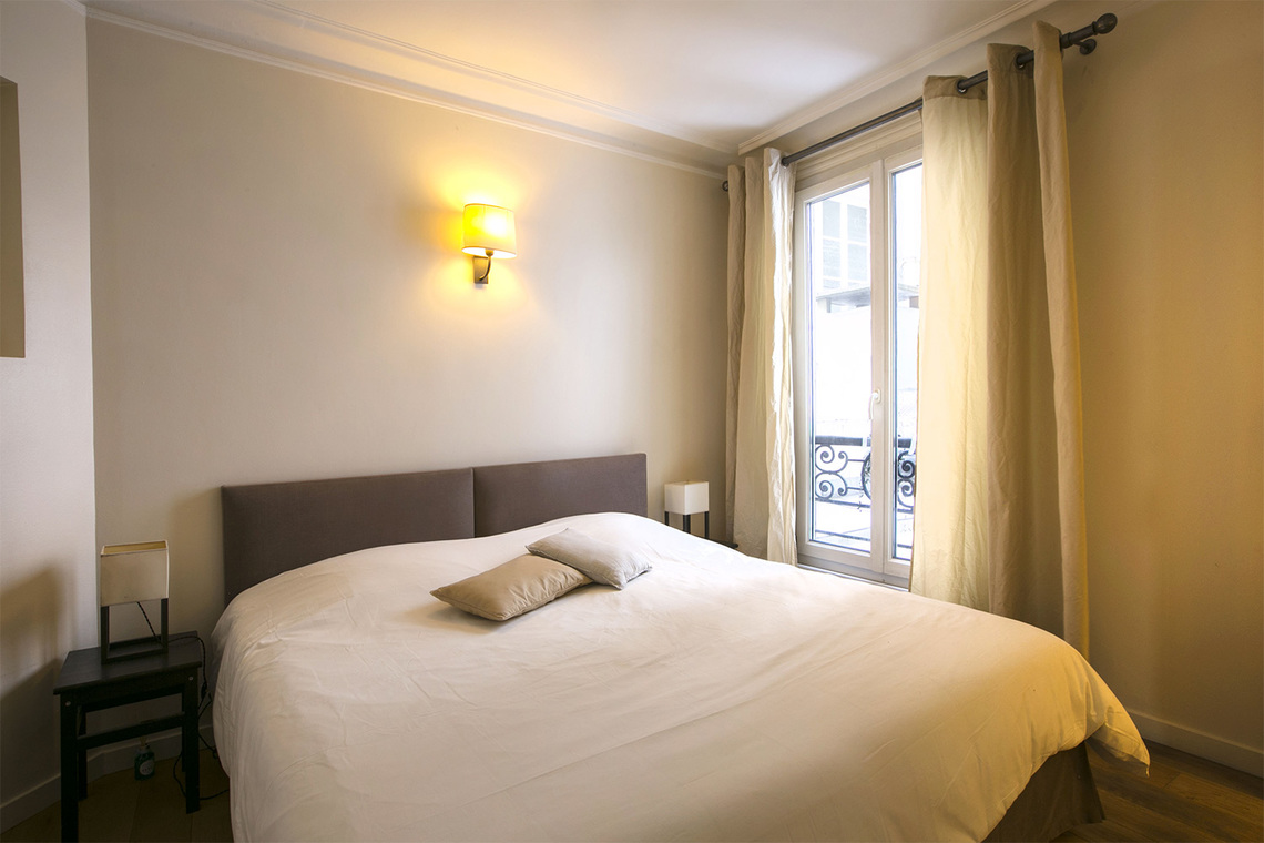 Apartment Paris Avenue Bosquet 9