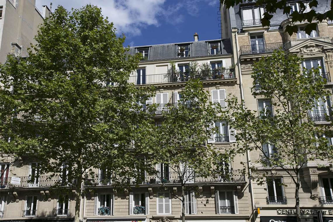 Apartment Paris Avenue Bosquet 13