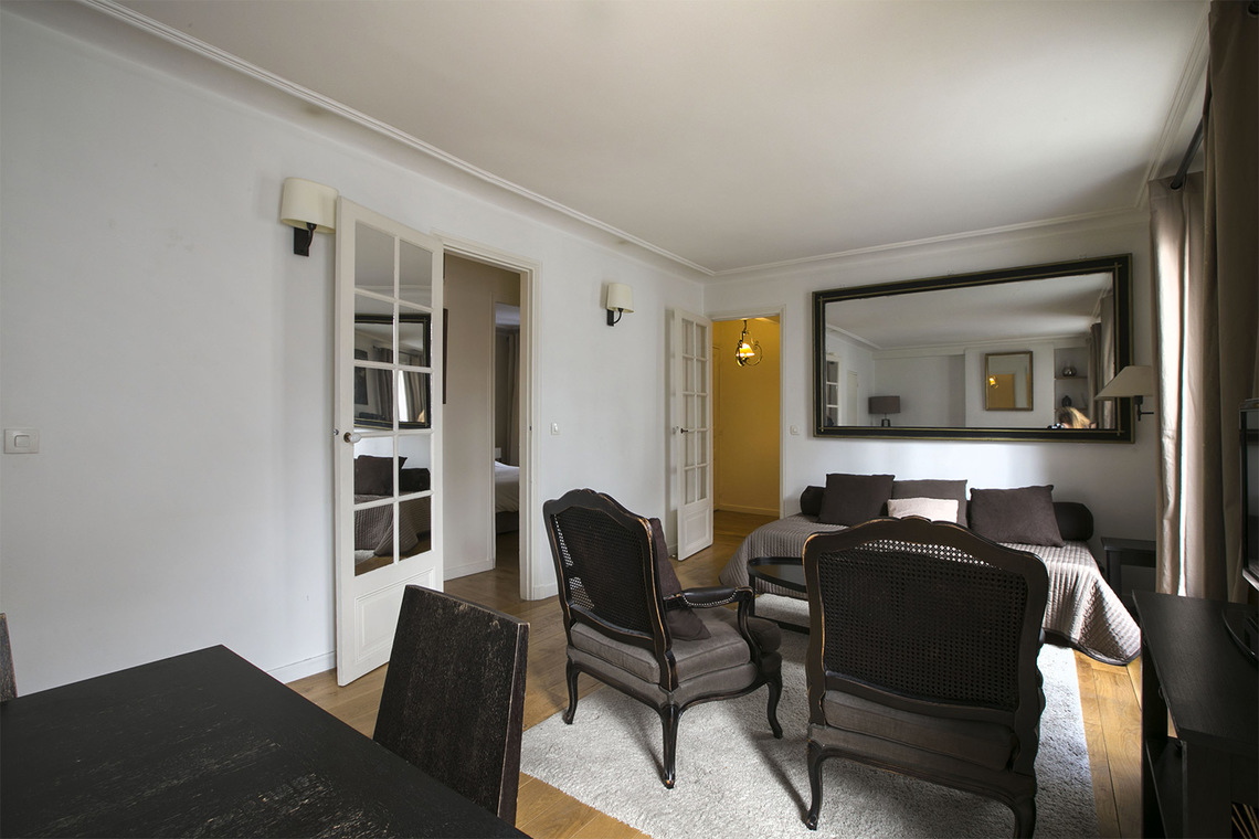 Apartment Paris Avenue Bosquet 2