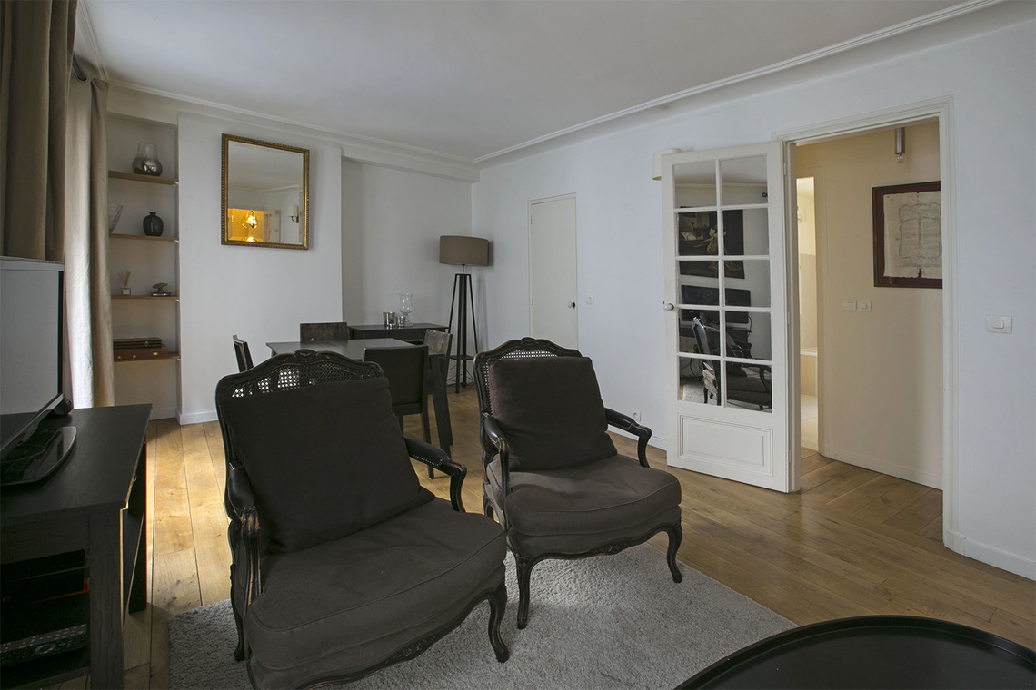 Apartment Paris Avenue Bosquet 3