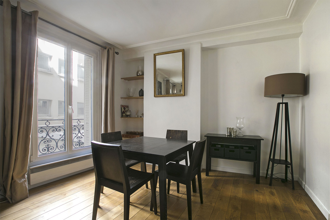 Apartment Paris Avenue Bosquet 4