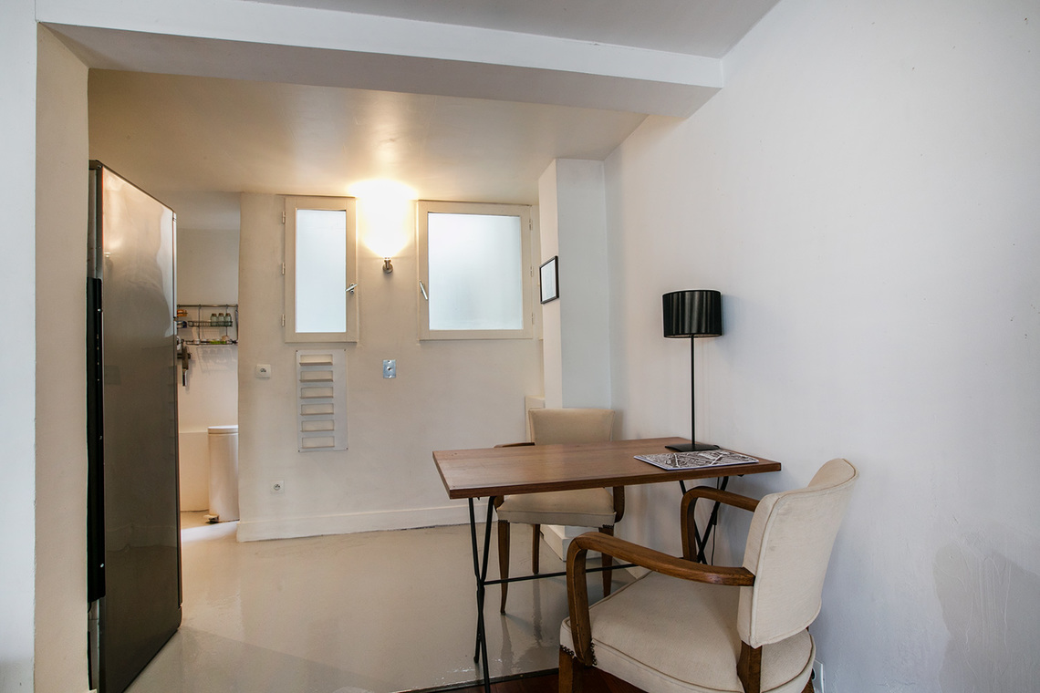 Appartement Paris Rue Blanche 8