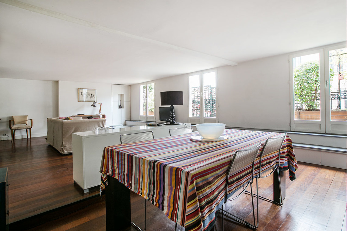 Appartement Paris Rue Blanche 3
