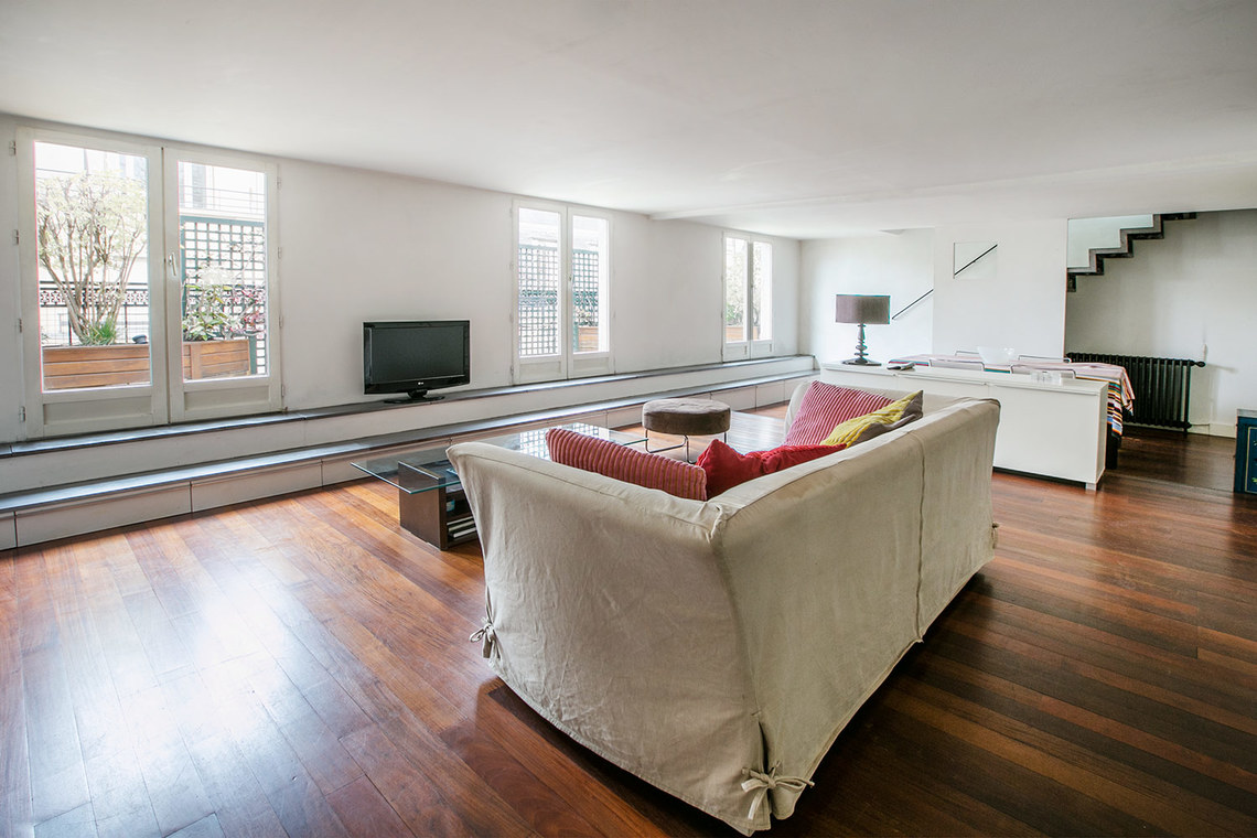 Appartement Paris Rue Blanche 6