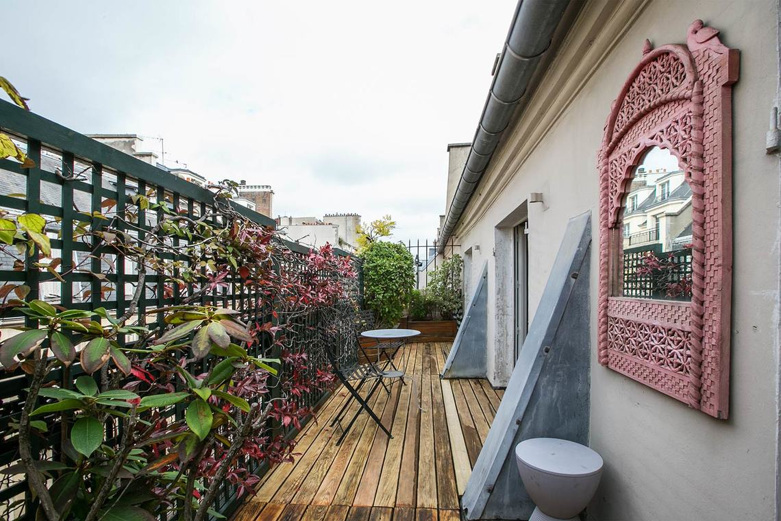 Appartement Paris Rue Blanche 22