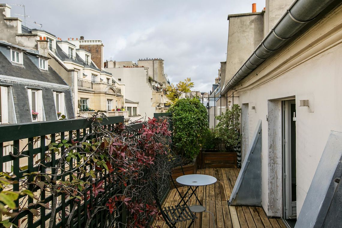 Appartement Paris Rue Blanche 23