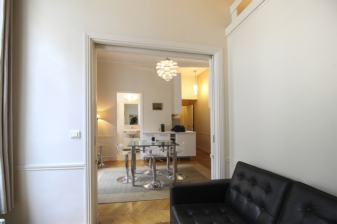 Appartement Paris Rue Bonaparte 7
