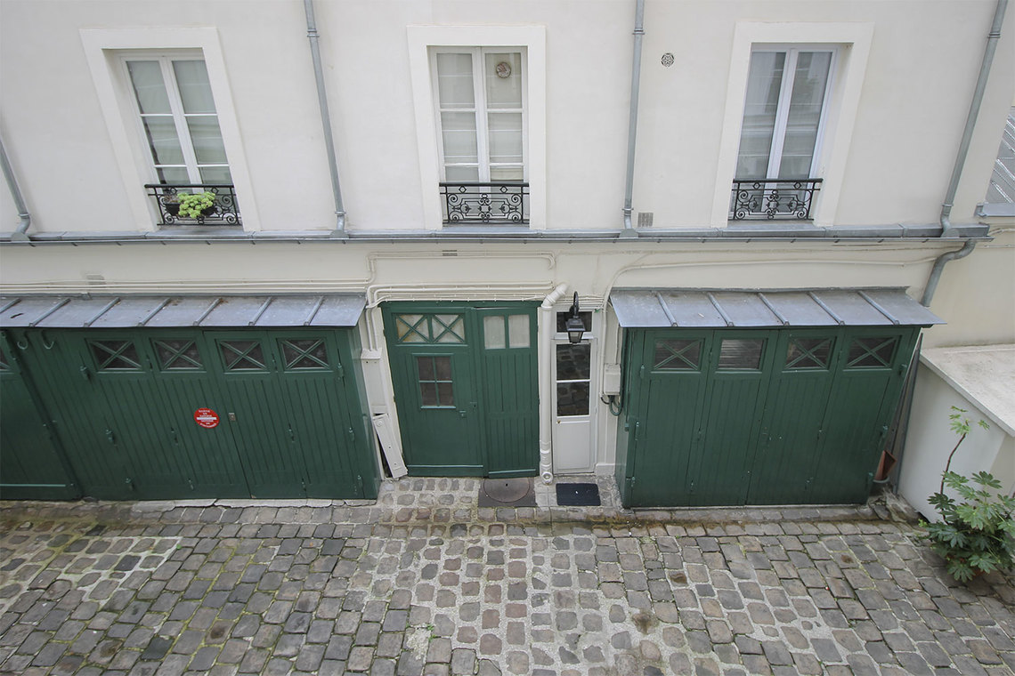 Appartement Paris Rue Bonaparte 13