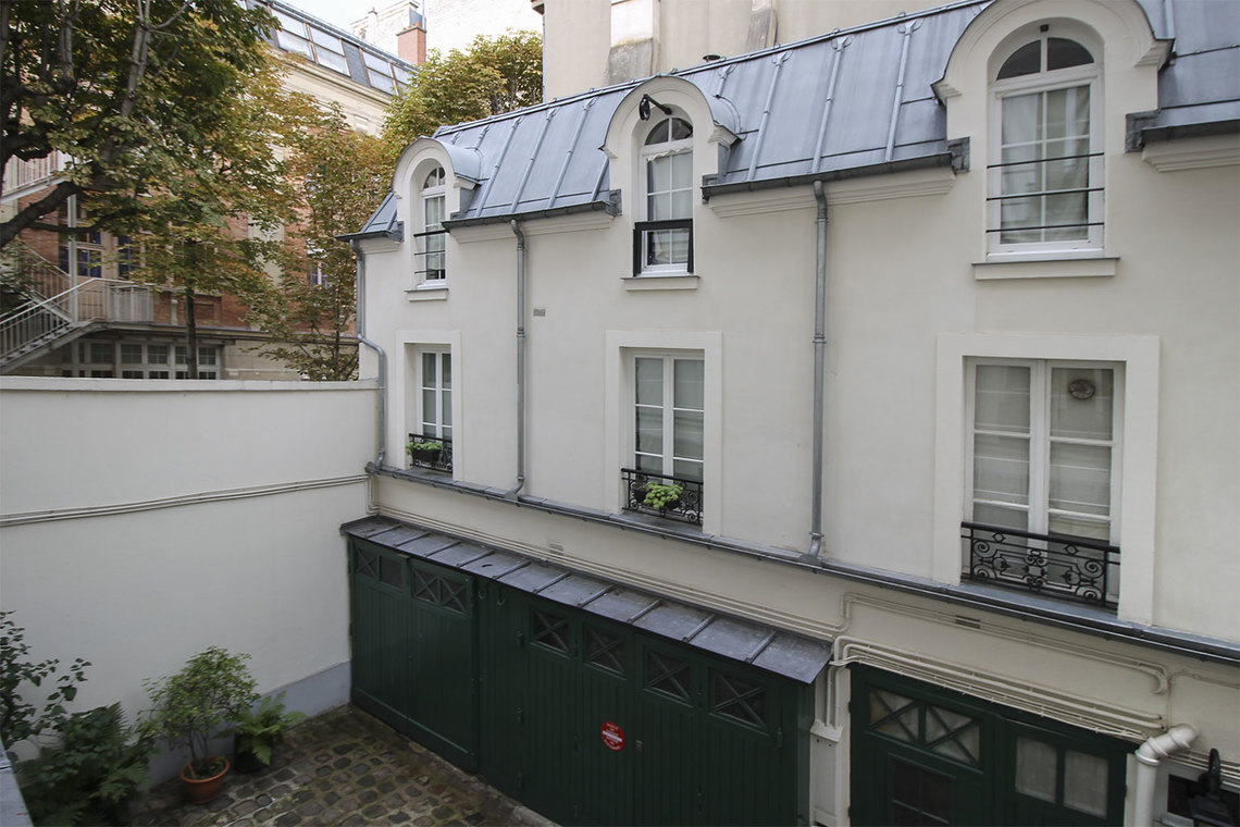 Appartement Paris Rue Bonaparte 14