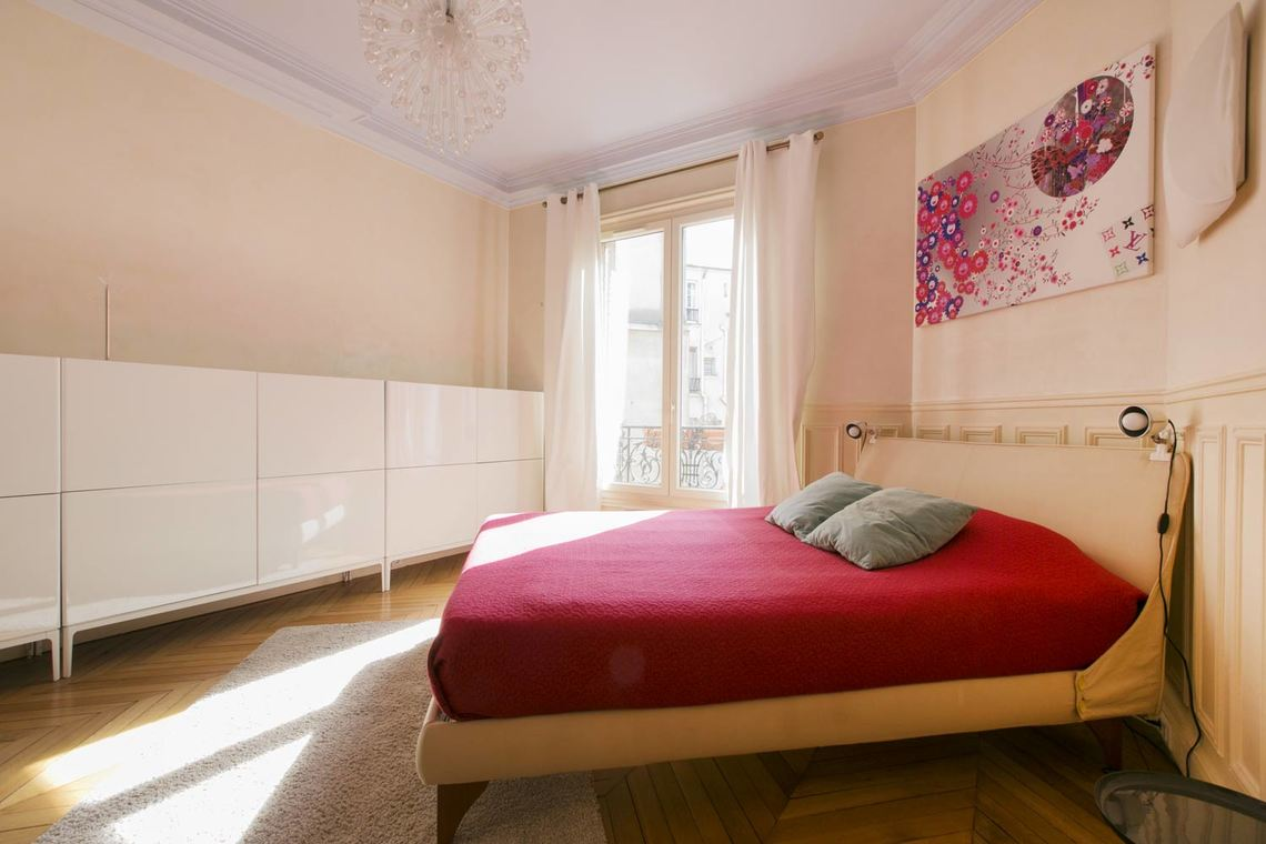 Appartement Paris Boulevard Saint Germain 12