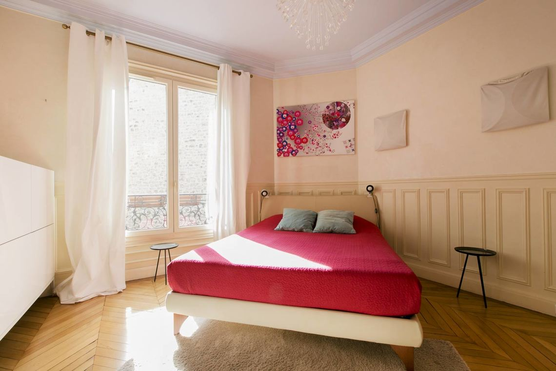 Appartement Paris Boulevard Saint Germain 11