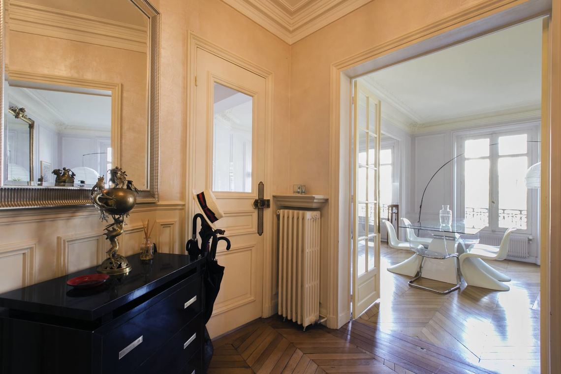 Appartement Paris Boulevard Saint Germain 7
