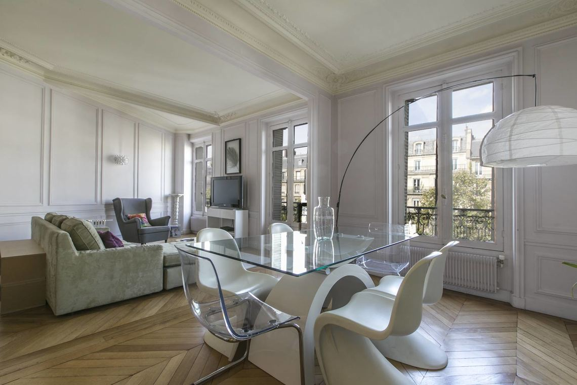 Appartement Paris Boulevard Saint Germain 4