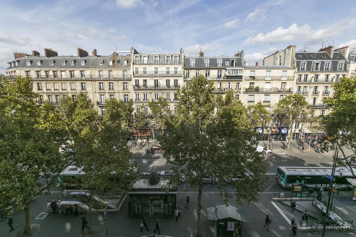 Appartement Paris Boulevard Saint Germain 19