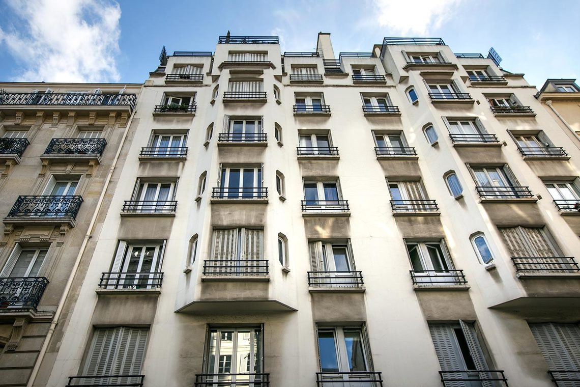 Appartement Paris Rue de Mezieres 10