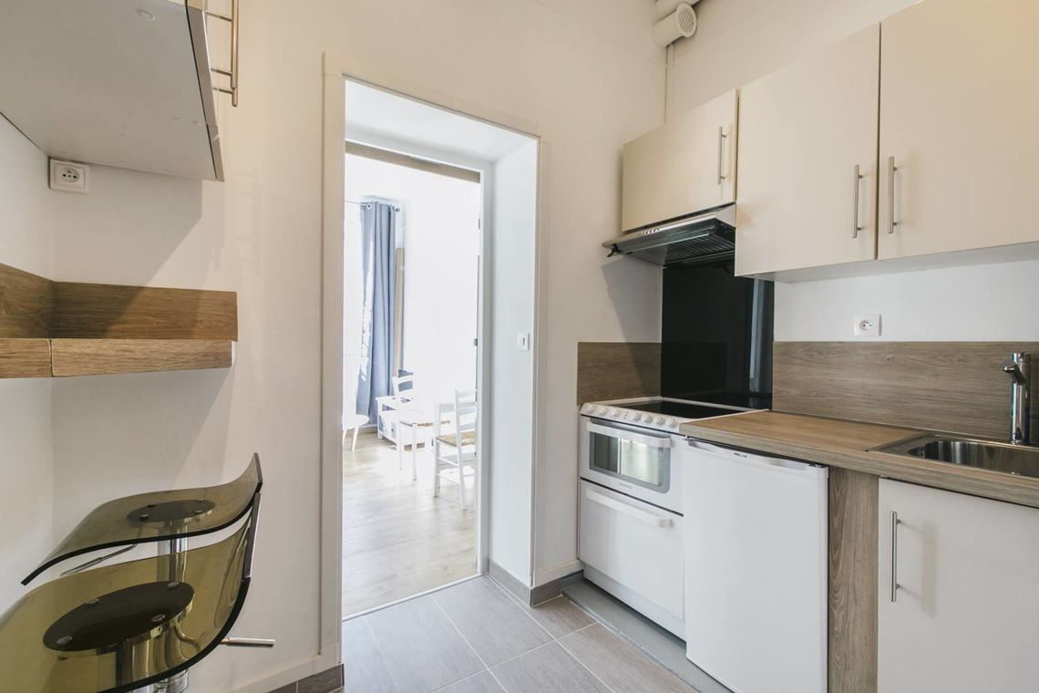 Appartement Paris Rue Lamartine 6